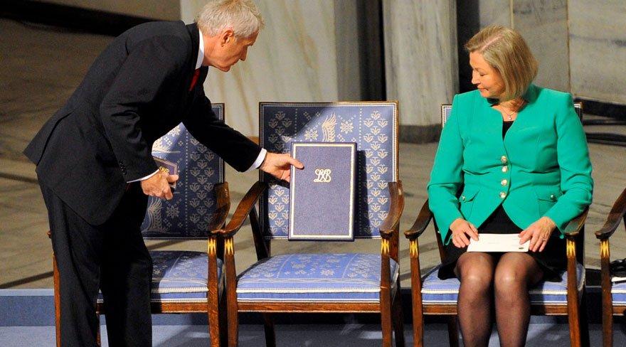 Nobel Barış Ödülü'nü kazanan Çinli öldü