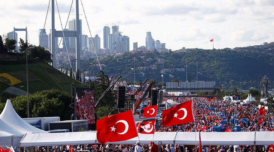 Flaş! Dünyanın gözü Türkiye'de