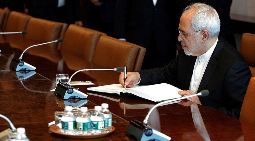 İran o sözcüğü telaffuz etti: Savaş!