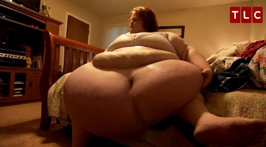 1,5 yılda 206 kilo verdi, görenler inanamadı!