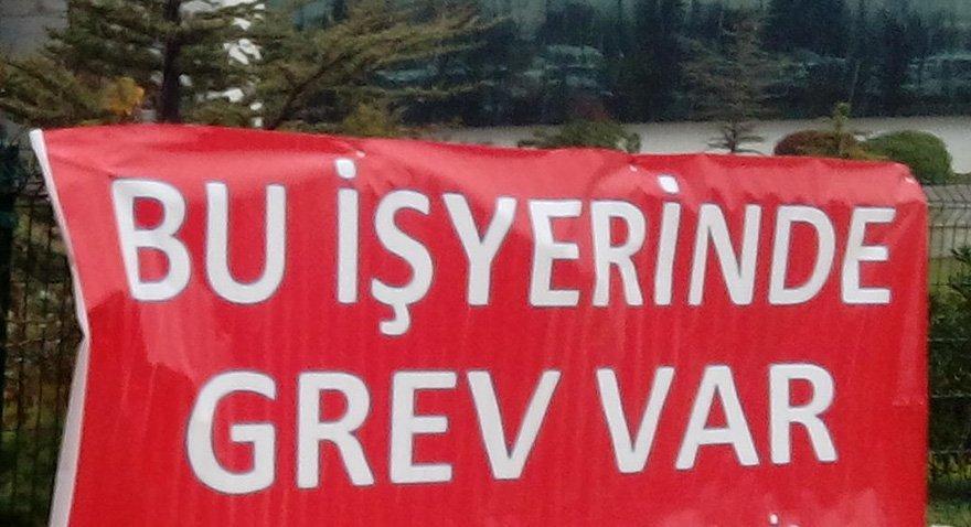 Trakya Cam'ın Polatlı Fabrikası greve gidiyor