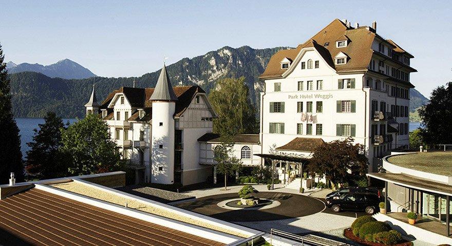 Doğuş Grubu, 142 yıllık Weggis Oteli'ni 184 milyona satın alıyor.