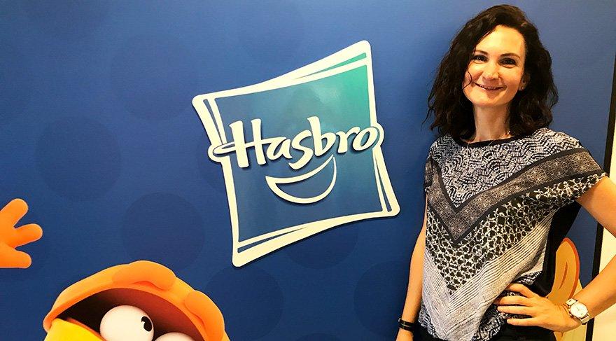 Hasbro Türkiye Genel Müdürü Aslı Çetkin
