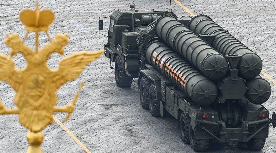 'Rusya ve Türkiye, S-400 kontratını oluşturdu'