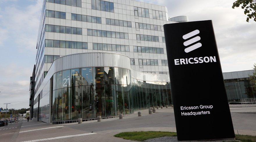 Ericsson Başkanı Johansson görevinden ayrılıyor
