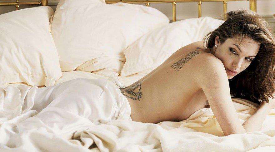 Angelina Jolie, Brad Pitt'ten boşandıktan sonra samimi itiraflarda bulundu