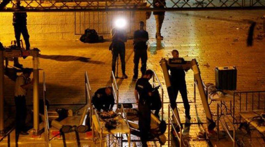 İsrail'den Mescid-i Aksa için flaş karar
