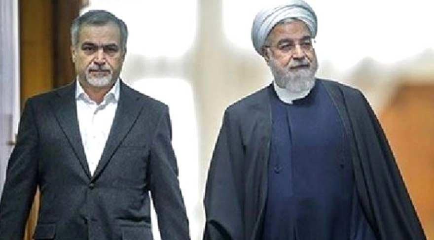 Ruhani'nin kardeşi mahkemede fenalaştı