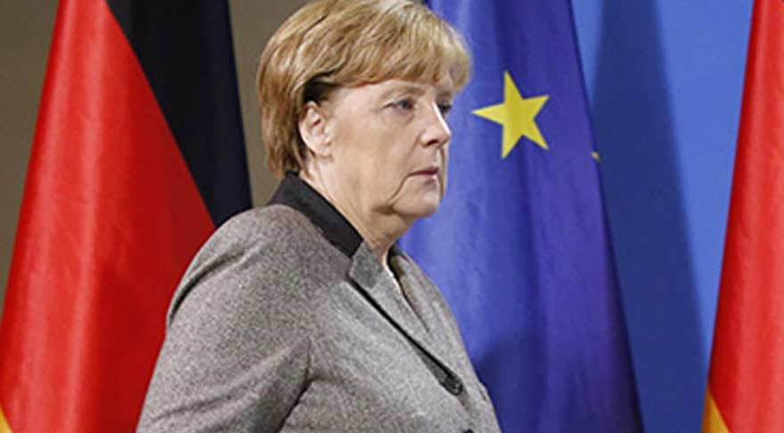 Merkel: Olup bitenler hoş değil!
