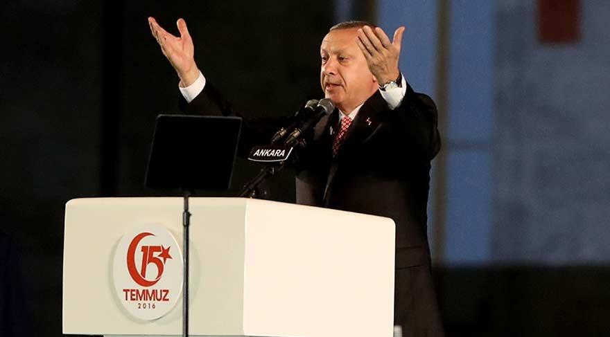 Türkiye Erdoğan'ın o sözleriyle çalkalanmıştı! Açıklama geldi…