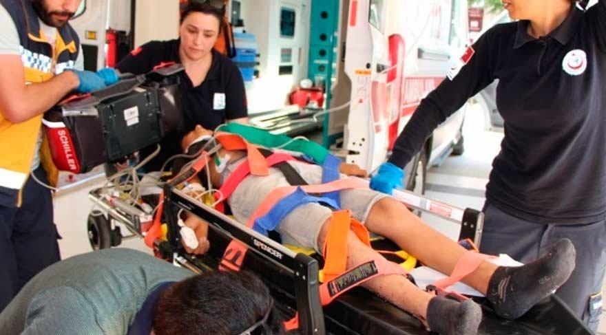 Türbe ziyareti sonrası kaza: 2 ölü, 8 yaralı