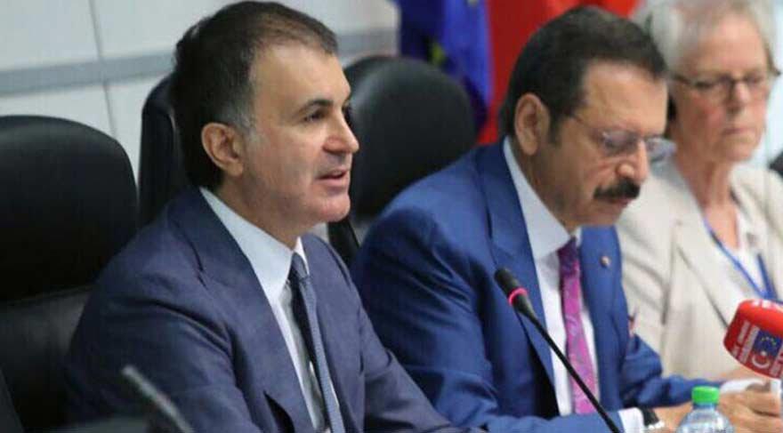 Bakan Çelik: 'Yegane terör örgütü DEAŞ değil'