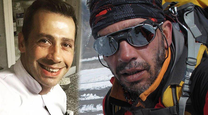 Türk dağcı tırmanışta kalp krizi geçirdi