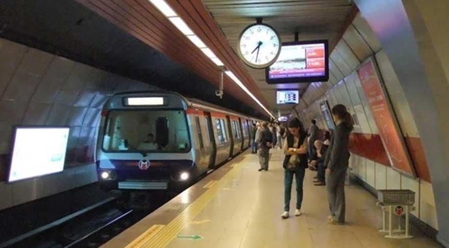 Metro ve marmaray çalışıyor mu?