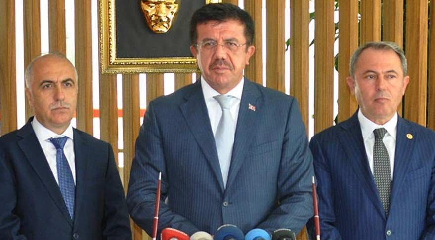 Bakan Zeybekçi, Alman şirketleriyle ilgili konuştu