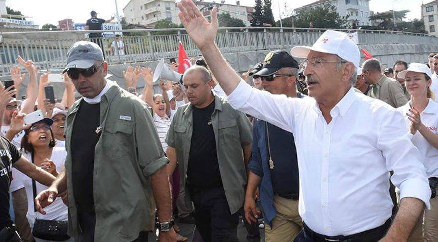 Kılıçdaroğlu'nu 24 gün boyunca yalnız bırakmayan 2 isim!