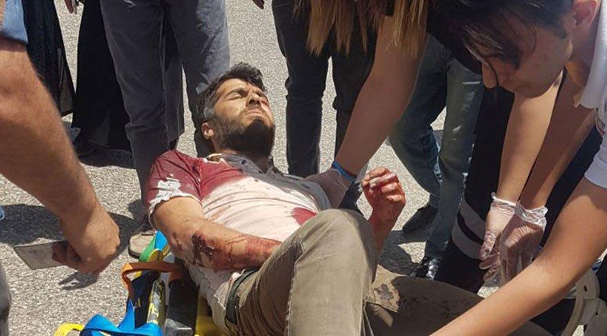 Teröristler bu kez sivillere saldırdı: 4 ölü, 1 yaralı