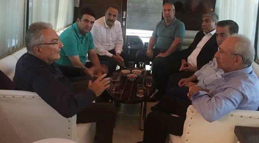 Baykal'dan Kılıçdaroğlu'na sürpriz ziyaret!