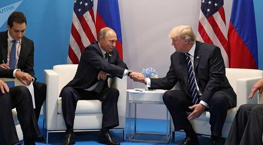 Trump: Biz, iki büyük nükleer gücüz!