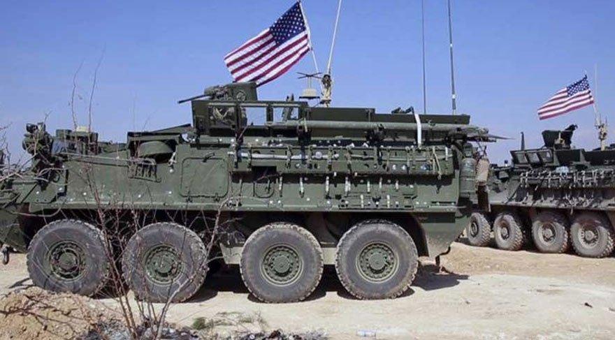 ABD'nin Suriye'nin kuzeyinde 7 askeri üs kurduğu ortaya çıktı