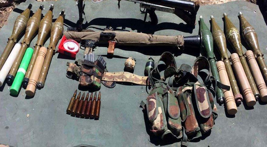 Herekol Dağı'nda operasyon! 24 PKK'lı…