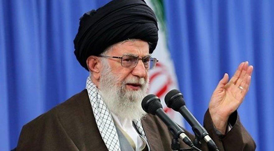 İran liderinden ordusuna füze çıkışı!