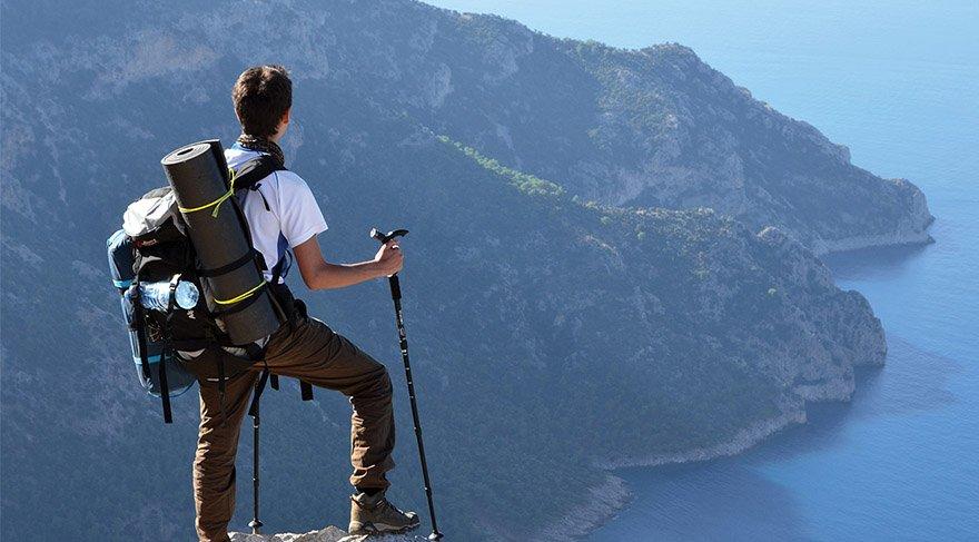 Türkiye'nin en güzel 5 yürüyüş yolu