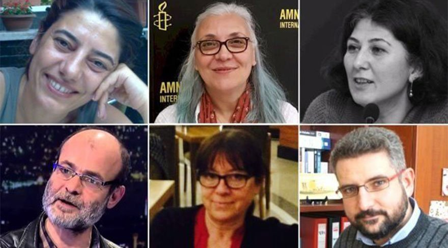Af Örgütü: Büyükada'da 'gizli toplantı' yapıldığı iddiaları asılsızdır