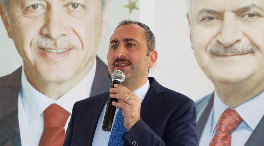 Adalet Bakanı Abdulhamid Gül oldu