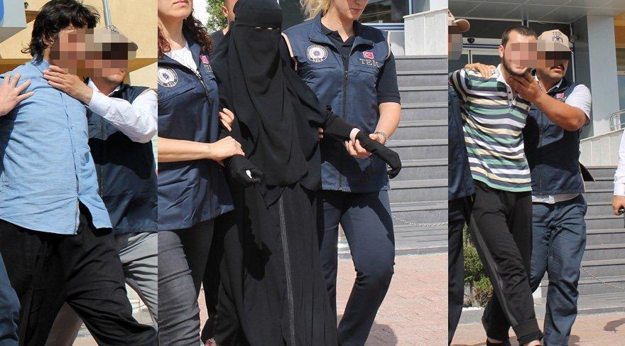 FOTO:DHA - Olayla ilgili 6 kişi gözaltına alındı.