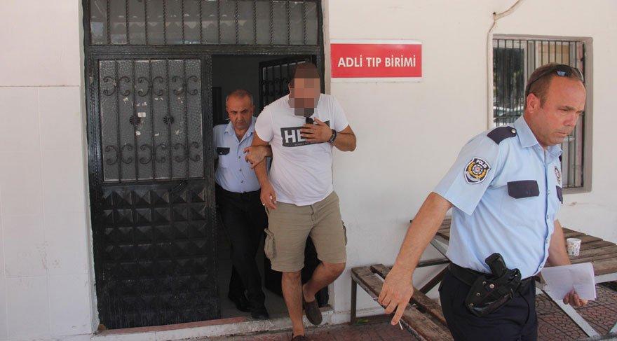 'Hero' tişörtlü öğrenciye sınav çıkışı gözaltı