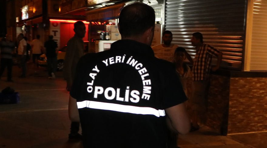 Adana'da bar kavgası: 1 kişi ağır yaralandı