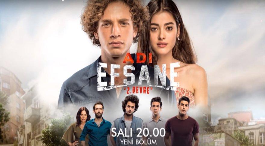 Adı Efsane'nin yeni bölüm fragmanı yayınlandı!