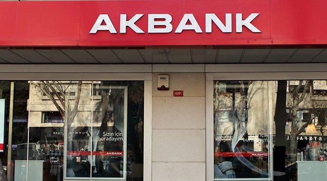 Akbank'ın kârı yüzde 13 arttı