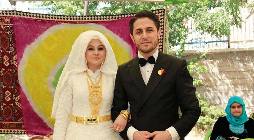 AKP Dış İlişkiler Uzmanı Öztunç'a görkemli düğün