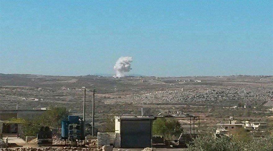 Türkmen Dağı'na füzeli saldırı: 10 ölü 3 yaralı