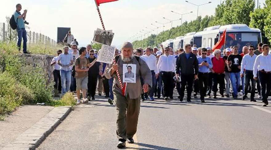Babası Adalet Yürüyüşü'ne katılmıştı… O askeri okul öğrencisinin ifadesi ortaya çıktı