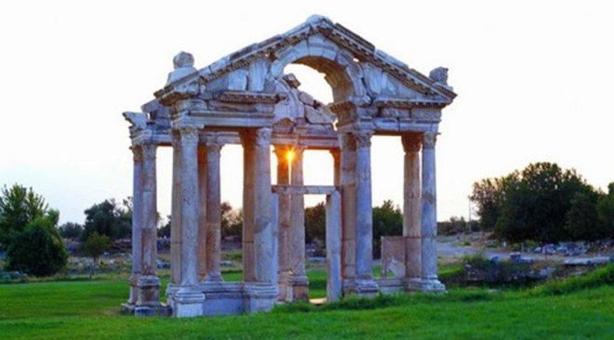 Afrodisias, UNESCO Dünya Mirası Listesi'ne girdi