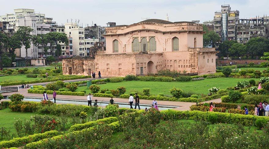 Bangladeş'in UNESCO listesindeki uğursuz kalesi