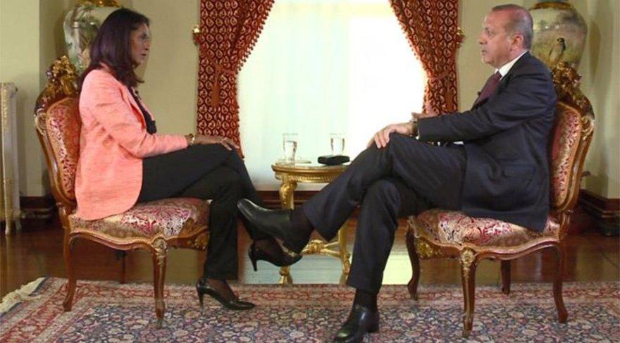Cumhurbaşkanı Erdoğan'dan BBC'ye şaşırtan açıklama