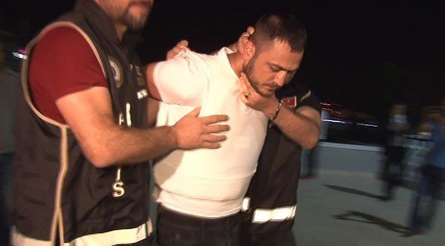 Ankara'nın 'baron'u yakalandı