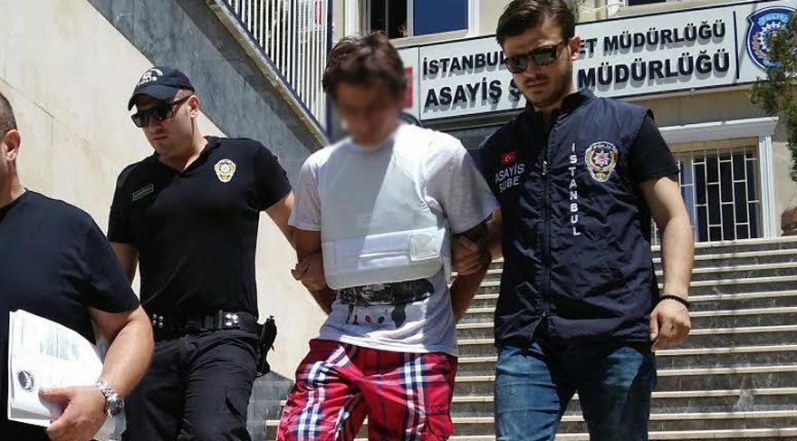 """Suriye sınırında """"casus kuş"""" yakalandı"""