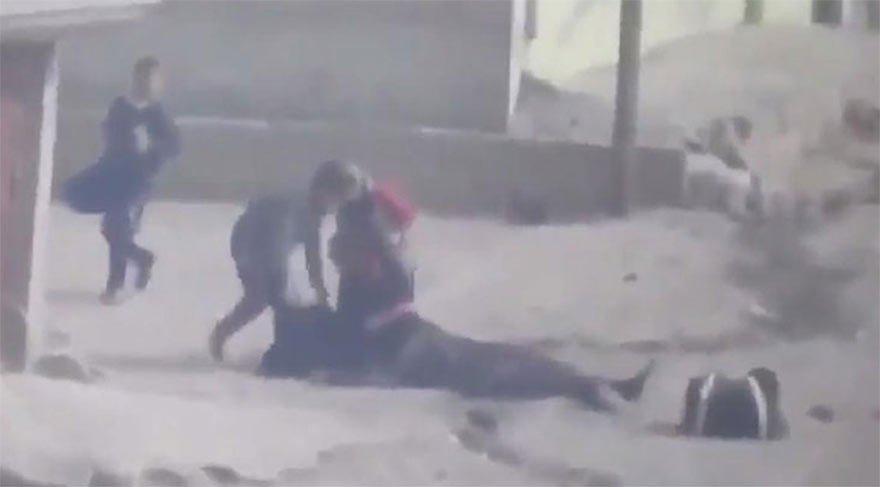 Musul'dan kaçan sivilleri böyle vurdular
