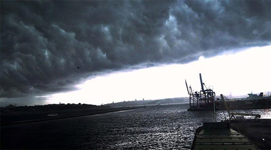 AKOM'un uyardığı yağış gerçekleşti: Yağmur ne zaman bitecek?