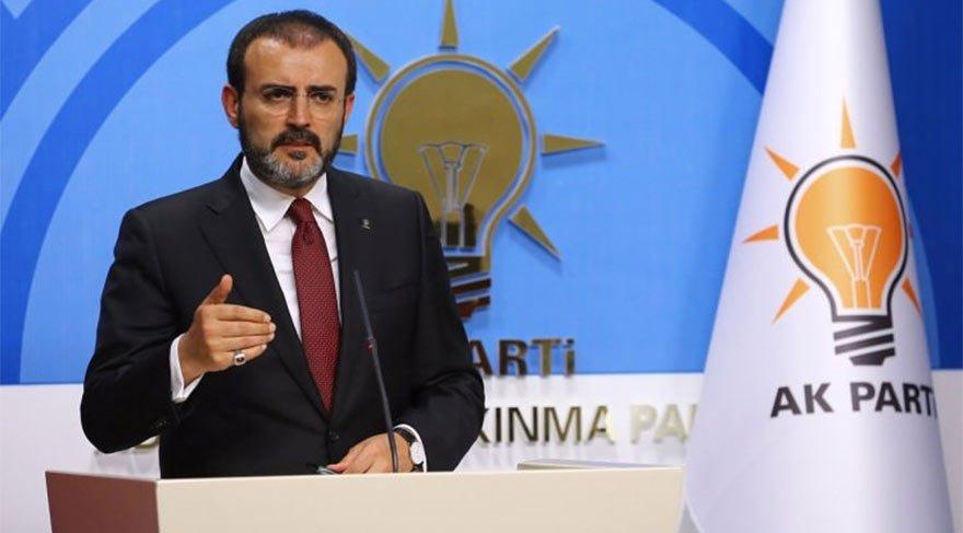 AKP Sözcüsü Mahir Ünal: 'AKP ile MHP arasında…'