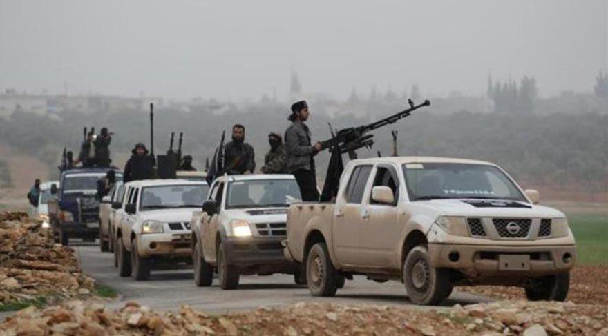 Cihatçı grup İdlib'de kontrolü artırdı