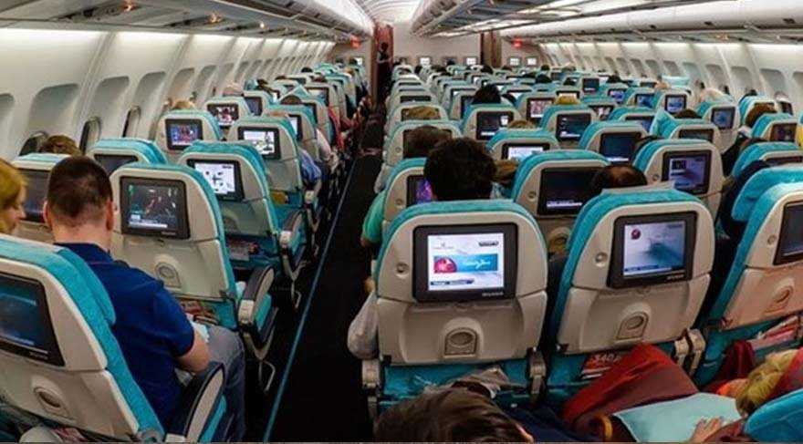 Uçakta elektronik yasağı kalkıyor