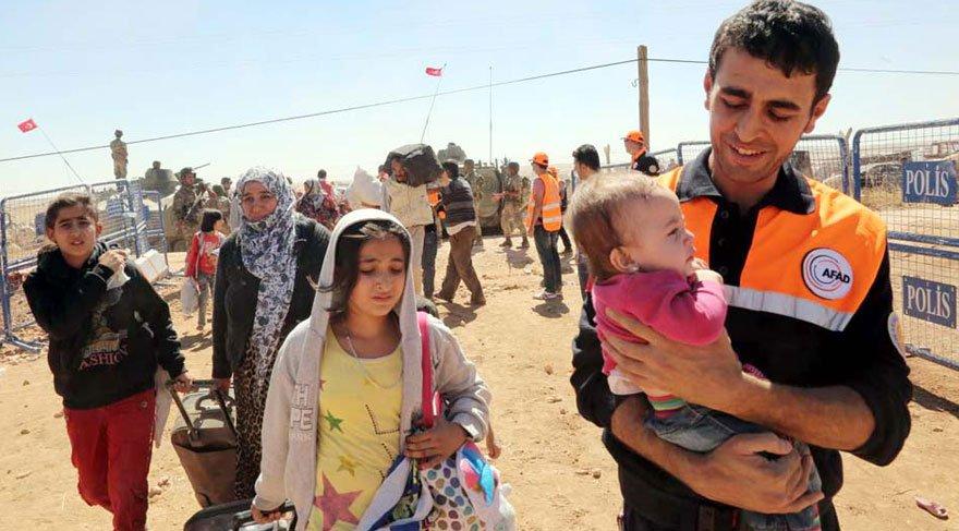 Türkiye'de 75 ayda, 224 bin Suriyeli bebek doğdu
