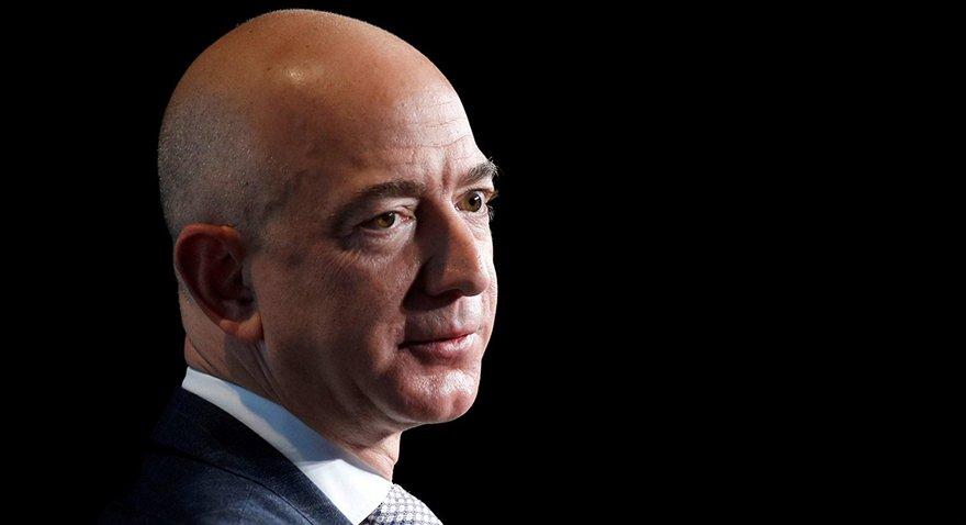 Bezos dünyanın en zengini oldu