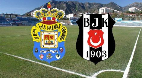Beşiktaş Las Palmas maçı hangi kanaldan canlı yayınlanacak? Mücadeleyi canlı izle!
